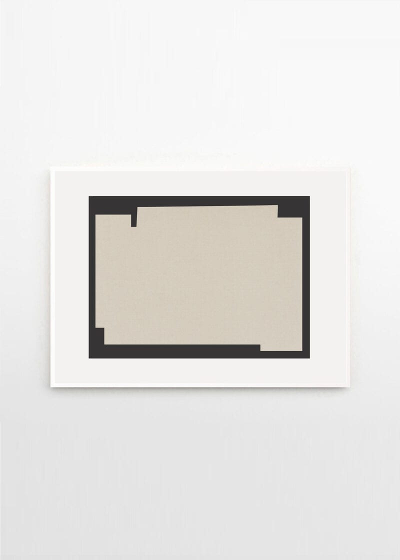 Julia Hallström Hjort - Bauhaus Black
