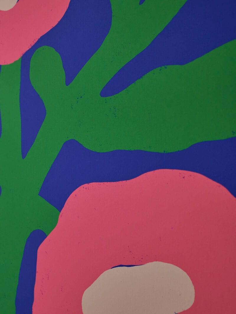 Madelen Möllard - Pink Poppies